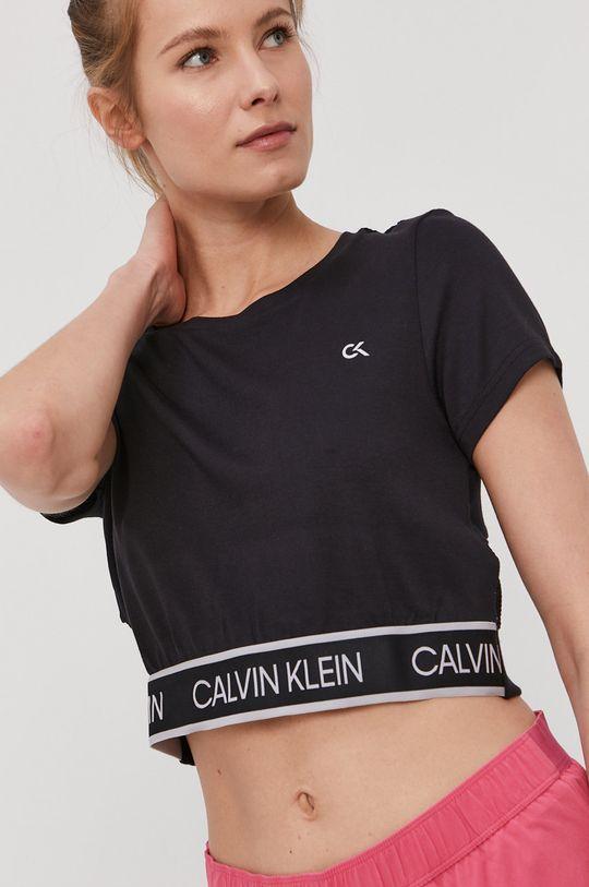 černá Calvin Klein Performance - Tričko Dámský