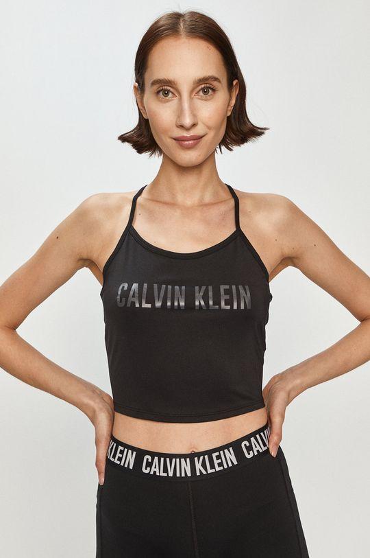 negru Calvin Klein Performance - Top De femei