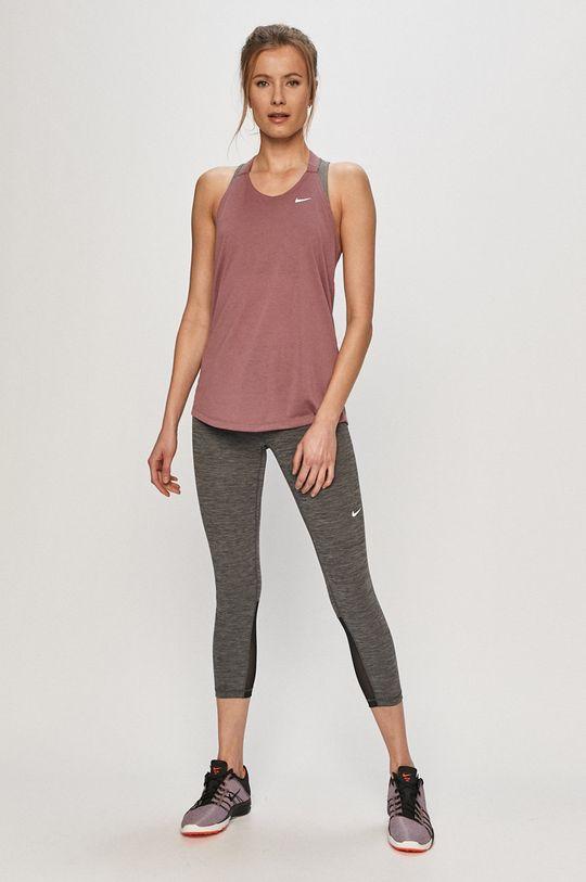 Nike - Top ružovofialová