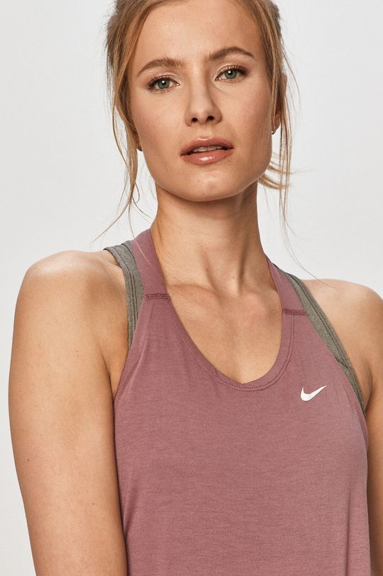 ružovofialová Nike - Top