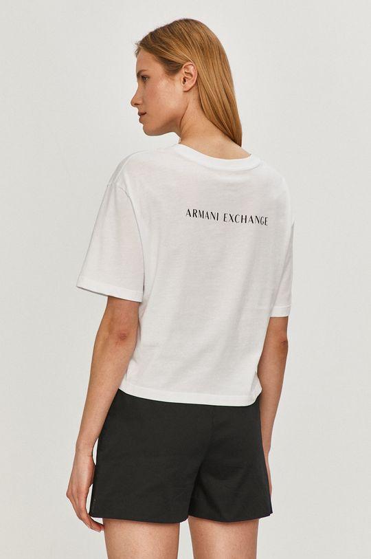 Armani Exchange - Tričko  100% Bavlna