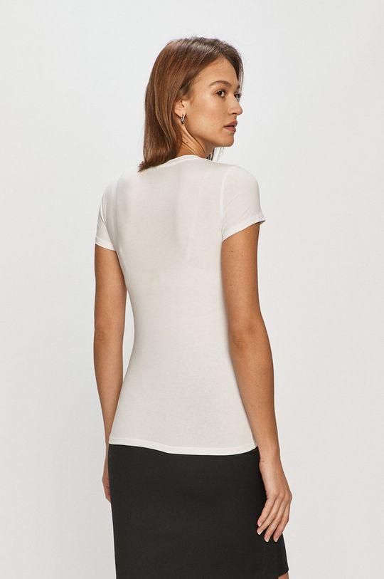 Armani Exchange - T-shirt 92 % Bawełna, 8 % Elastan