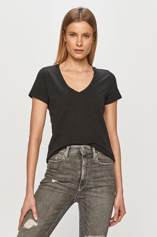 negru Mos Mosh - Tricou De femei
