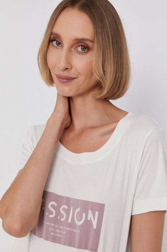 pastelowy różowy Mos Mosh - T-shirt