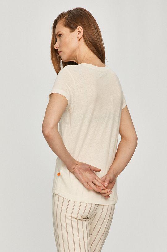 Mos Mosh - Tričko  70% Organická bavlna, 30% Len