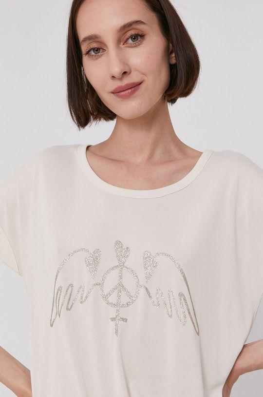 kremowy Mos Mosh - T-shirt