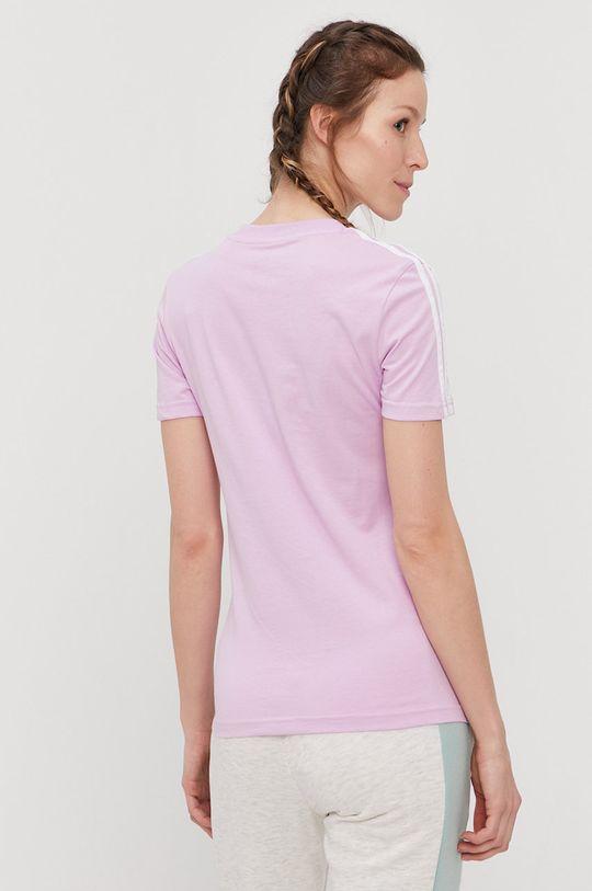 adidas - T-shirt Materiał zasadniczy: 100 % Bawełna, Ściągacz: 95 % Bawełna, 5 % Elastan