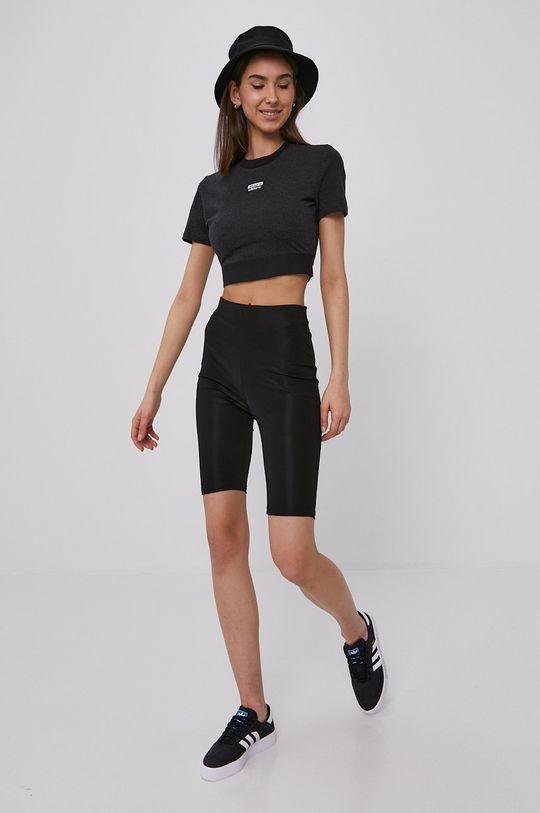 adidas Originals - Tricou negru