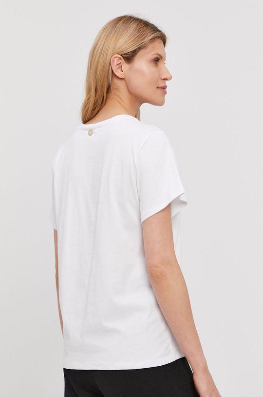 Twinset - T-shirt Materiał zasadniczy: 100 % Bawełna, Haft: 100 % Poliester