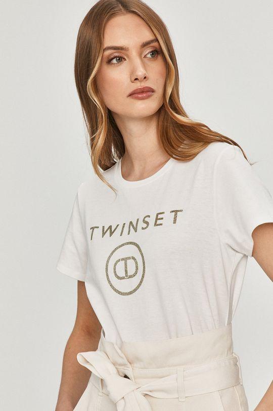 biela Twinset - Tričko