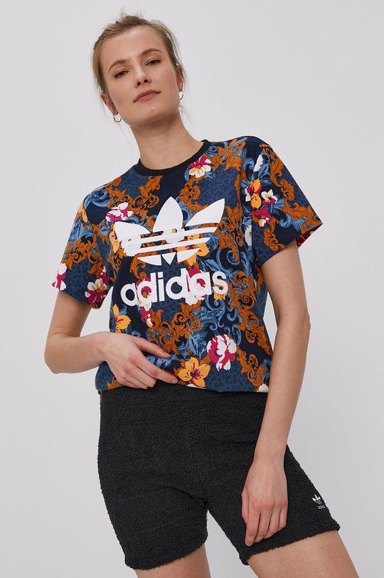 viacfarebná adidas Originals - Tričko Dámsky