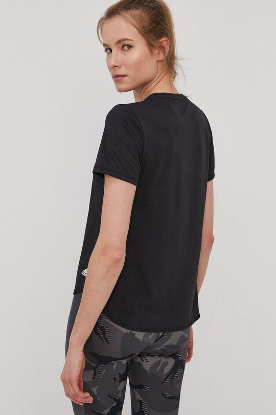 adidas Performance - T-shirt 35 % Wiskoza, 65 % Poliester z recyklingu