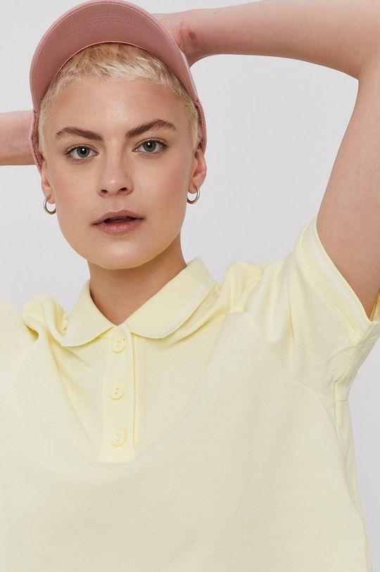 żółty adidas Originals - T-shirt