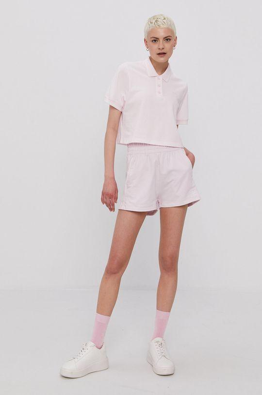 adidas Originals - T-shirt różowy