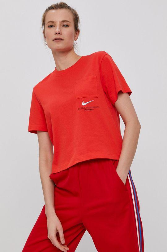 rosu Nike Sportswear - Tricou De femei