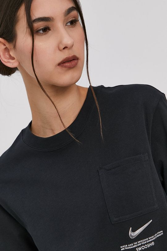 čierna Nike Sportswear - Tričko