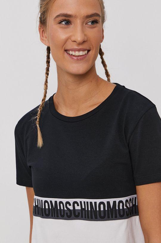 černá Moschino Underwear - Tričko Dámský