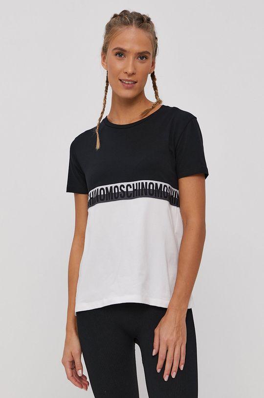 Moschino Underwear - Tričko černá