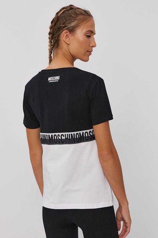 Moschino Underwear - Tričko  Materiál č. 1: 92% Bavlna, 8% Elastan Materiál č. 2: 100% Bavlna