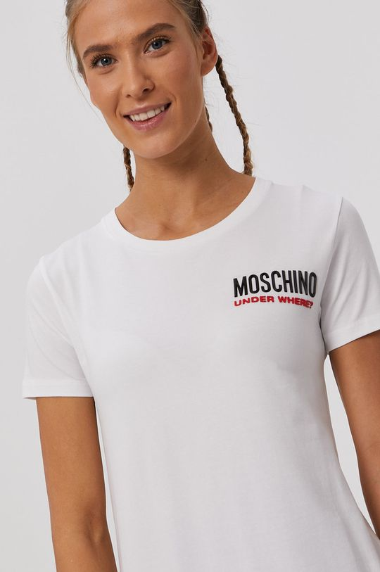 bílá Moschino Underwear - Tričko Dámský