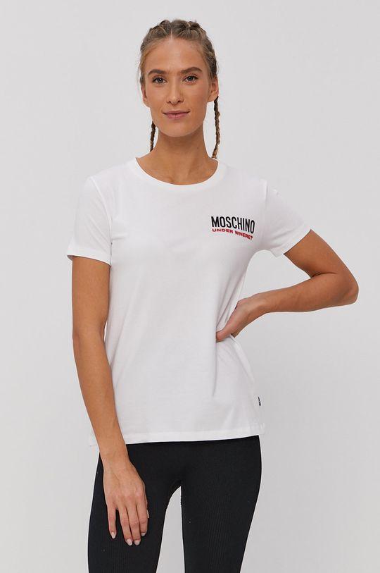 Moschino Underwear - Tričko bílá