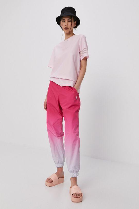 adidas Originals - Tričko ružová