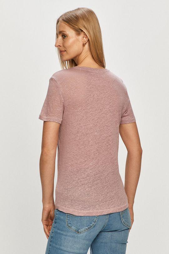 Only - T-shirt 100 % Len