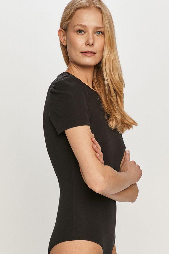 czarny Only - T-shirt