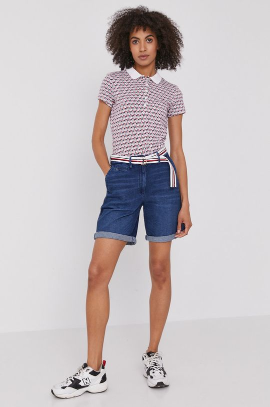 Tommy Hilfiger - Polo tričko viacfarebná