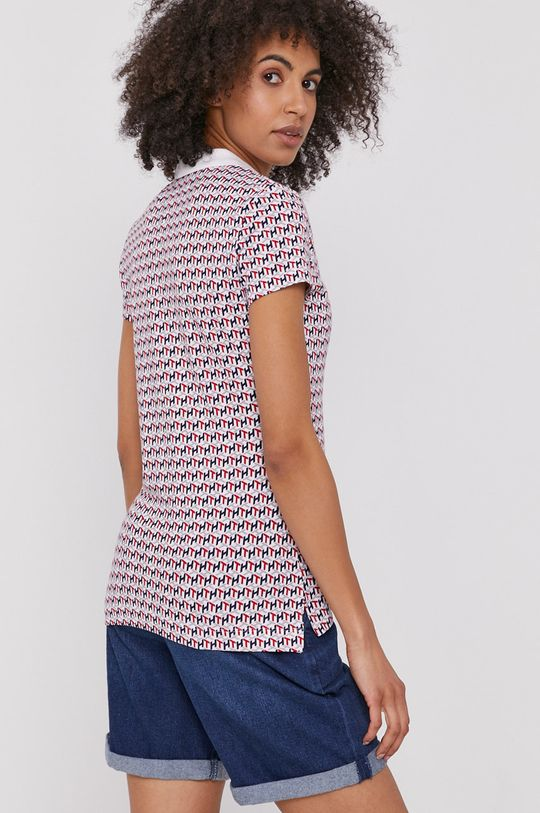 viacfarebná Tommy Hilfiger - Polo tričko