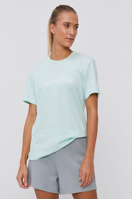 světle tyrkysová Calvin Klein Underwear - Tričko Dámský