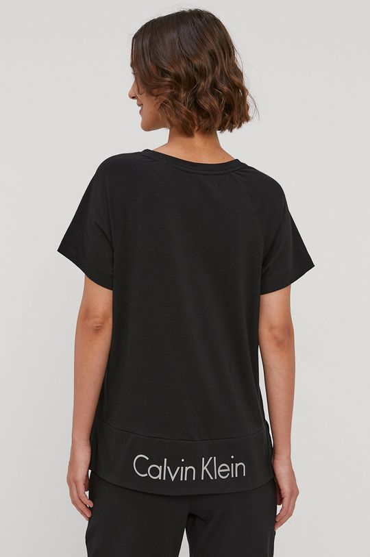 Calvin Klein Underwear - T-shirt piżamowy 57 % Bawełna, 5 % Elastan, 38 % Poliester