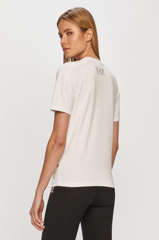 EA7 Emporio Armani - Tričko  Základná látka: 95% Bavlna, 5% Elastan Prvky: 3% Elastan, 97% Polyester