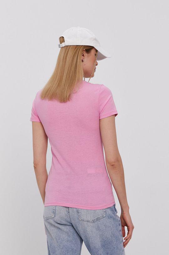 Tommy Jeans - Tričko  60% Bavlna, 40% Polyester
