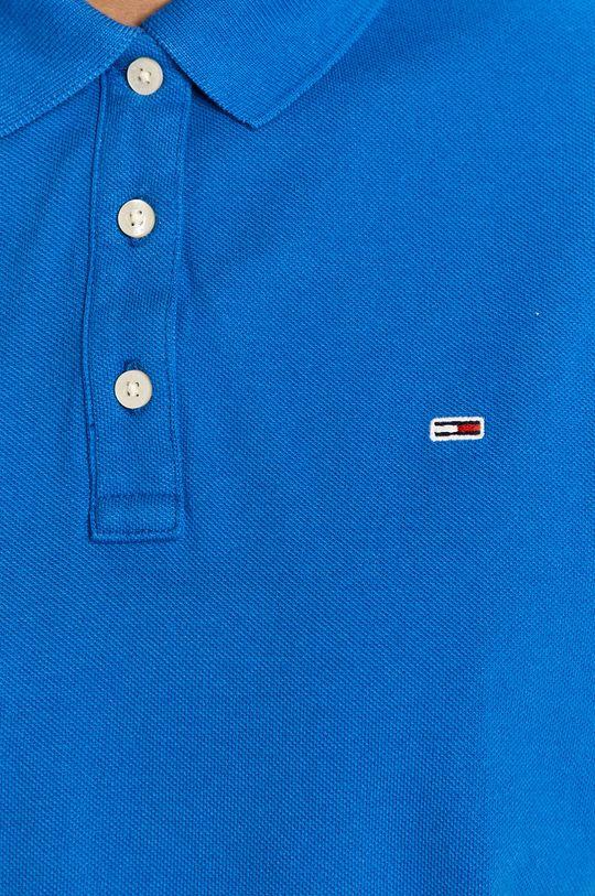 modrá Tommy Jeans - Tričko