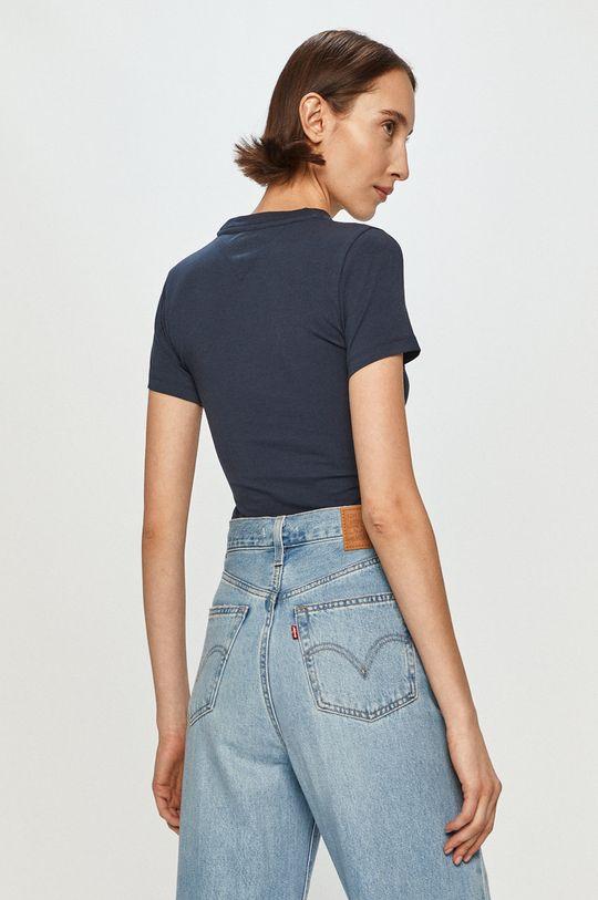 Tommy Jeans - Tričko  95% Organická bavlna, 5% Elastan