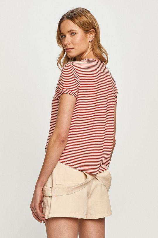 Tommy Jeans - Tričko  62% Polyester, 38% Viskóza
