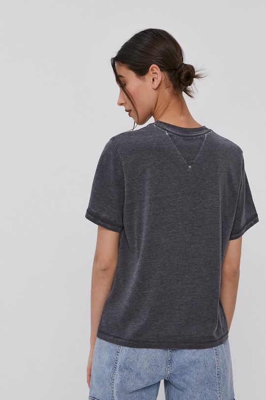 Tommy Jeans - Tricou  56% Bumbac, 44% Poliester