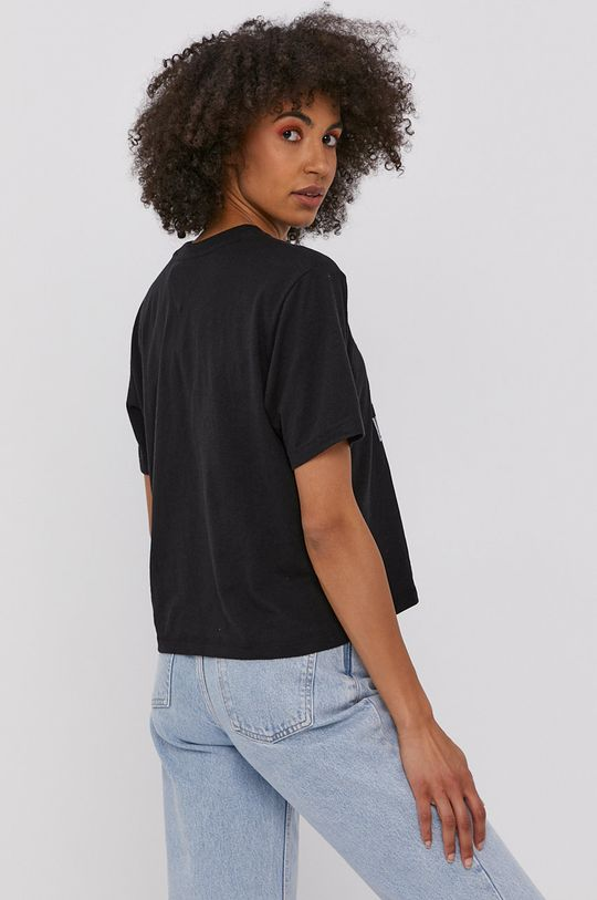 Tommy Jeans - T-shirt 38 % Bawełna, 50 % Poliester, 12 % Wiskoza