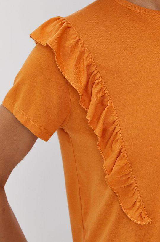 portocaliu Jacqueline de Yong - Tricou
