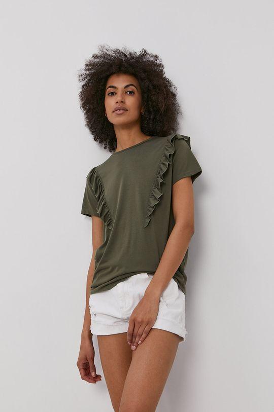 Jacqueline de Yong - Tričko zelená
