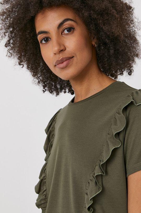 zelená Jacqueline de Yong - Tričko