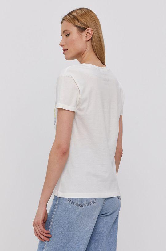 Jacqueline de Yong - T-shirt 90 % Bawełna, 10 % Wiskoza