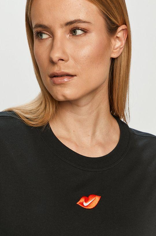 czarny Nike Sportswear - T-shirt