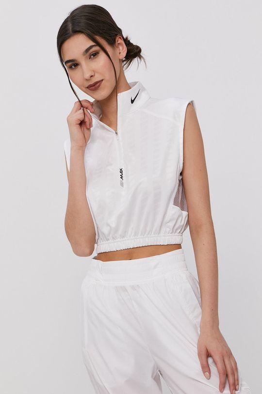 biały Nike Sportswear - Top Damski