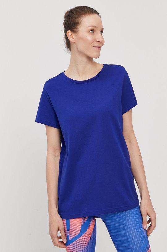 modrá 4F - Tričko Dámsky