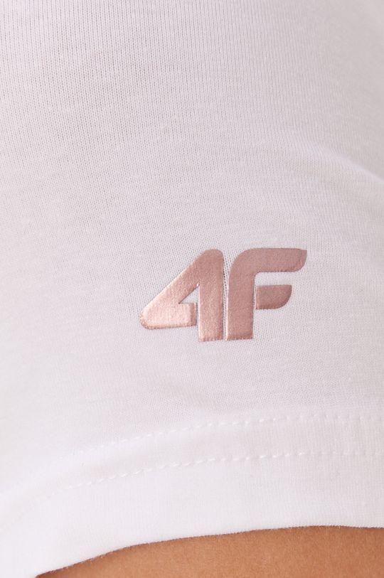4F - T-shirt Damski