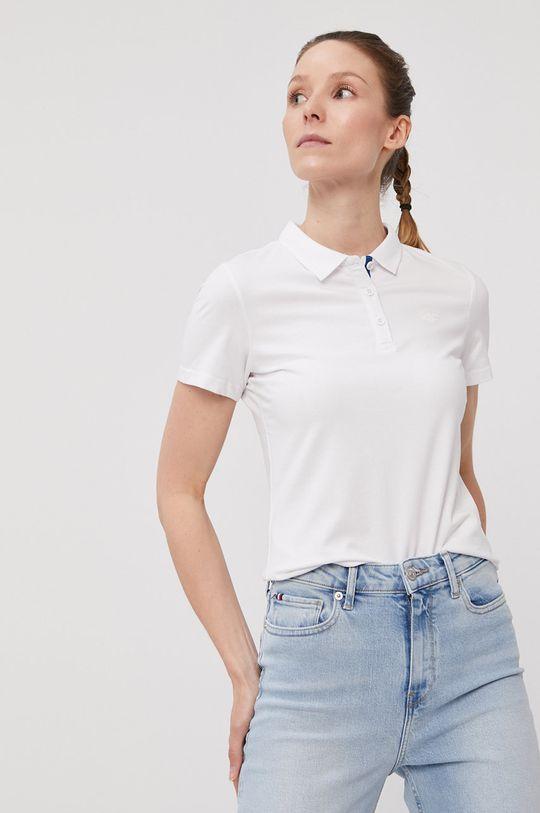 bílá 4F - Tričko Dámský