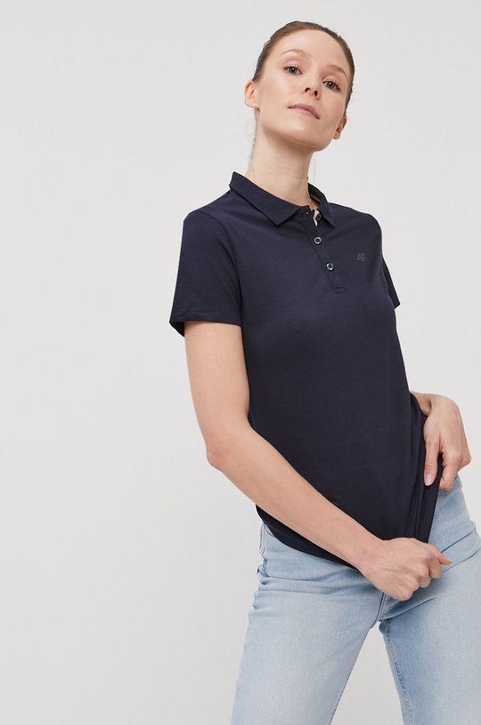 granatowy 4F - T-shirt Damski