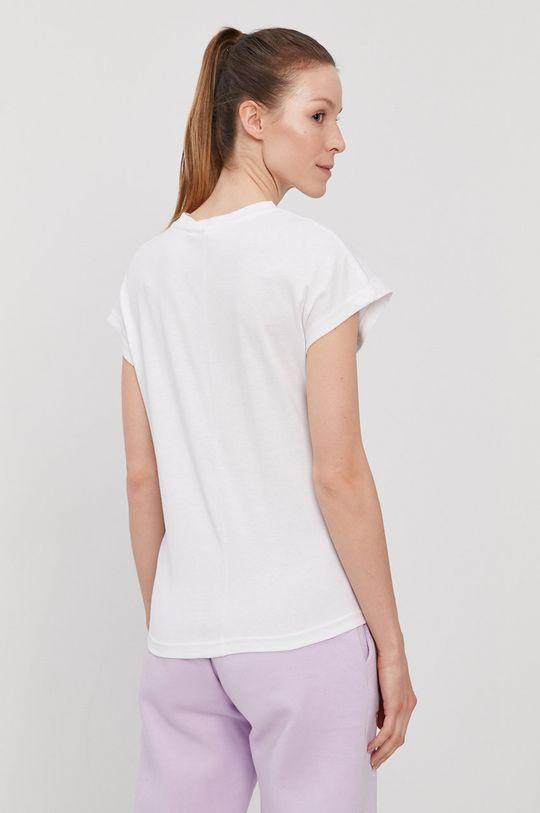 4F - Tričko biela
